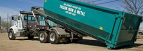 Using A Roll Off Dumpster When Clearing Land