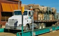 Scrap metal trucks