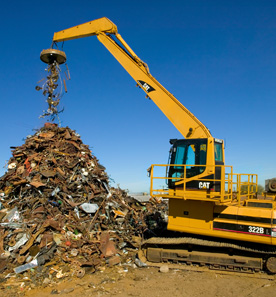 The U.S. Scrap Market Generates Billions Annually