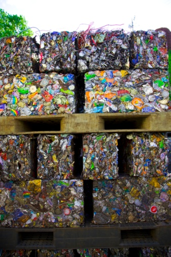 A Look at the Lifecycle of an Aluminum Can