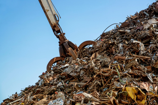 How Is Scrap Metal Consumed?
