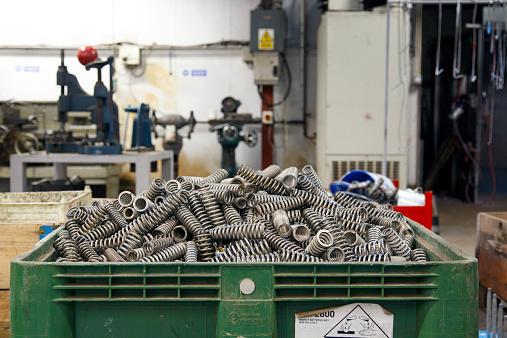 No Work Shutdown for Scrap Metal