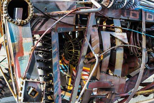 A Look at the Rise and Popularity of Recycled Art Materials