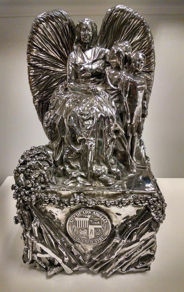 Recycled Art Spotlight: Lin Evola-Smidt
